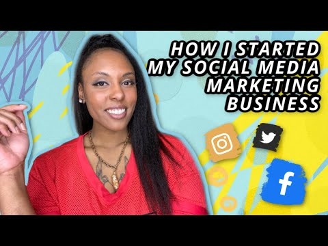 How I Started My Social Media Marketing Business Destinee Marketing, LLC