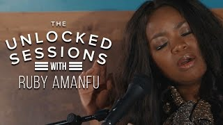 """The UnLocked Sessions: Ruby Amanfu - """"Cathedrals"""""""