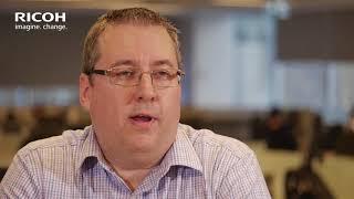 Ricoh Expense Management video
