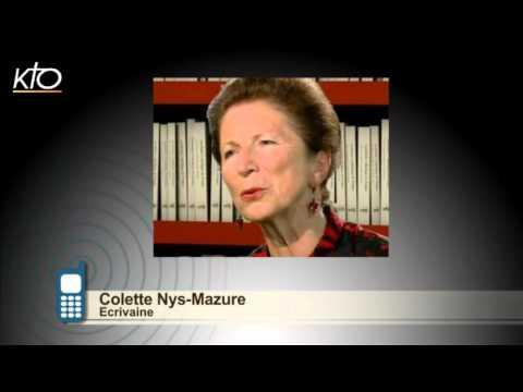 #PrayForParis - Colette Nys-Mazure et le devoir de résister