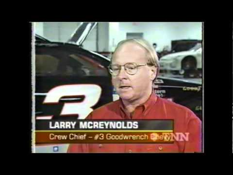 Rare Dale Earnhardt & Larry McRenoylds Interviews