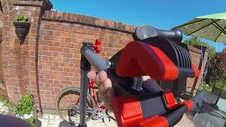 Aldi Bikemate Bike repair stand Great Value for my Simoncini. Bike tool for home workshops