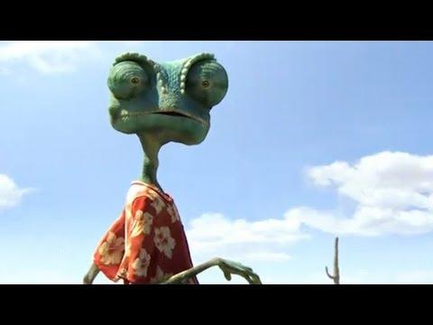 Rango | OFFICIAL trailer #2 US (2011)