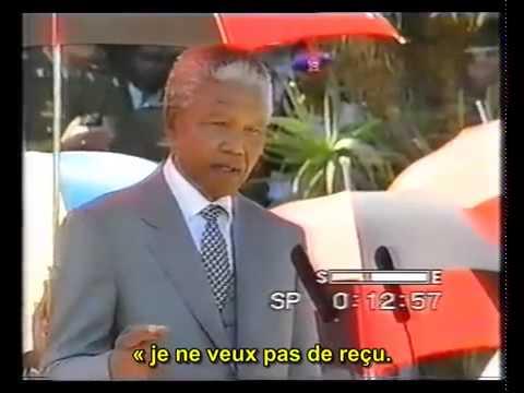 مانديلا يثني على الدكتور الخطيب