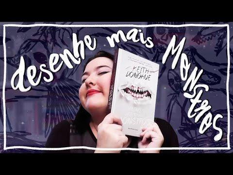 VAMOS CONVERSAR: O Menino que Desenhava Monstros (SEM SPOILER!) | NAZGÛL NAS MASMORRAS