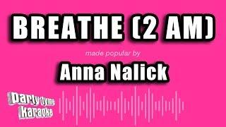 Anna Nalick   Breathe (2 AM) (Karaoke Version)