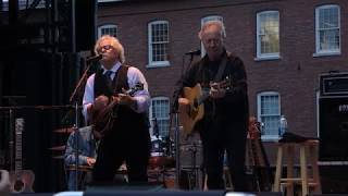 "Chris Hillman & Herb Pederson  ""Eight Miles High"""