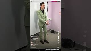 Дима Билан Instagram 3/02/2017 Прямой эфир, Голос Дети