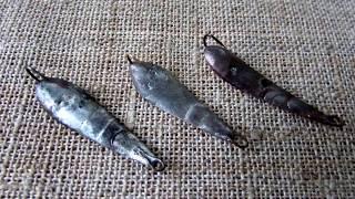 Как сделать блёсна своими руками для зимней рыбалки