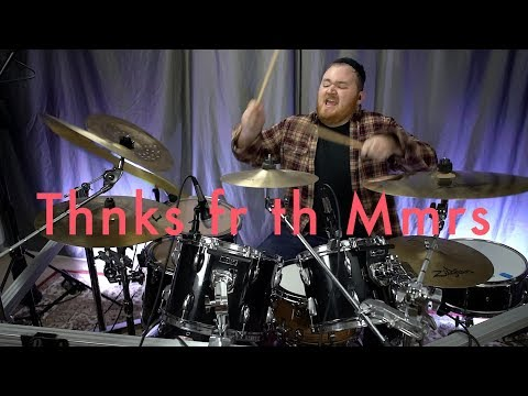 Thnks fr th Mmrs - Fall Out Boy || Anthony Kiriazes (Drum Cover)