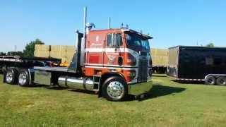 Cabover Kevin's 8v92 Detroit Powered Freightliner