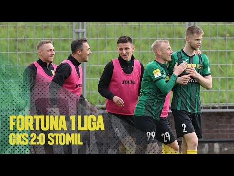 Skrót meczu GKS 1962 Jastrzębie - Stomil Olsztyn 2:0