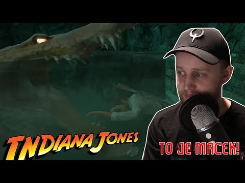 FAKT VELKÝ ALIGÁTOR (Indiana Jones and the Emperor's Tomb #2) - Sestřihy Agraela #55