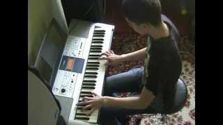 Depeche Mode - Broken (Piano cover by Zheka-Peka)
