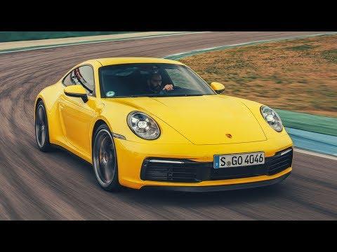 The New Porsche 911 (992) | Chris Harris Drives | Top Gear