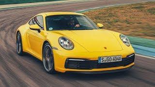 Porsche 911 (992) 2019 - dabar