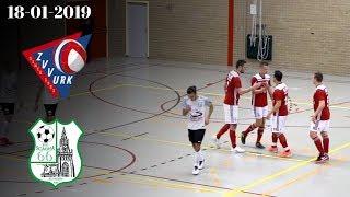ZVV Urk - Scagha'66 (18-01-2019)