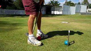 Golf Croquet Playing Tips from Chris Williamson of Toronto Croquet Club