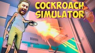 Cockroach Simulator Girl Upskirt