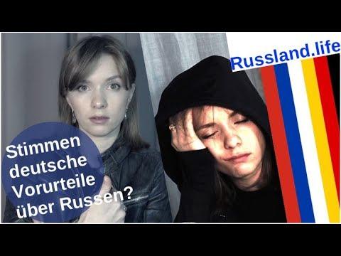 Stimmen deutsche Vorurteile über Russen? [Video]