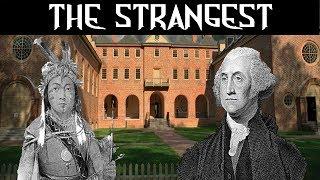 Haunted Universities: College of William & Mary