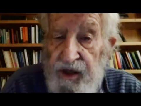Noam Chomsky On Harper's Letter Backlash