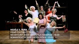 Zlatá Praha | 5.-8. října | Divadlo Archa