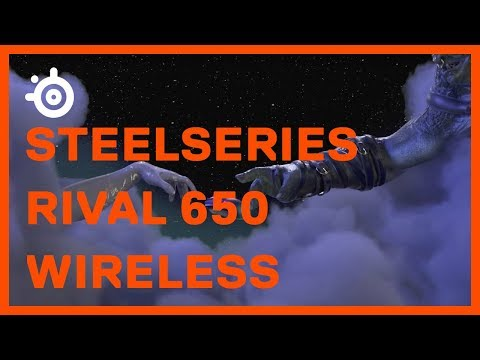 SteelSeries Rival 650 (Cable, Wireless)