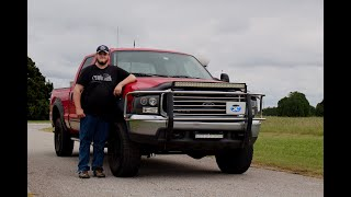 Ford F-250 Storm Chasing Truck Tour!
