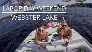 Rounding Out Labor Day Weekend | Water Sport Wipeouts