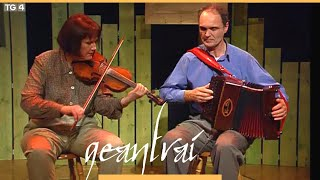 Martin Connolly & Maureen Connolly | Geantraí 1998.