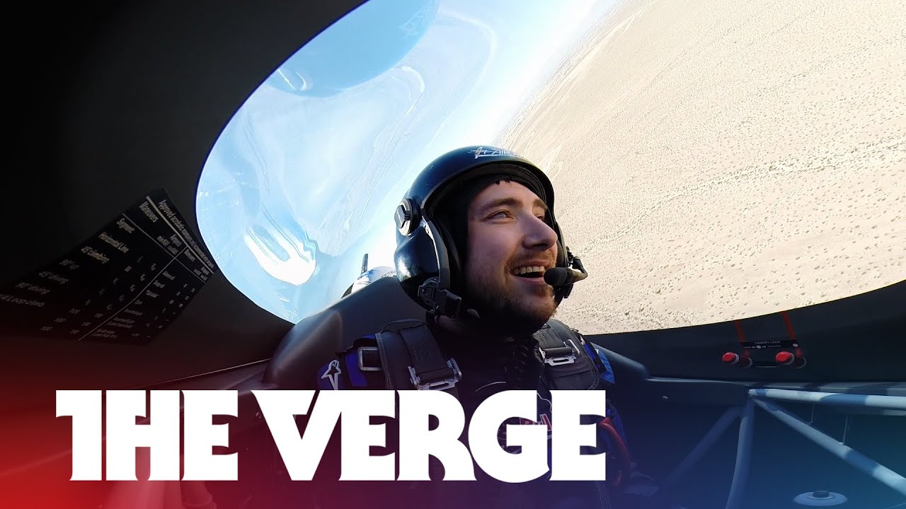 I nearly vomited in a Red Bull stunt plane thumbnail
