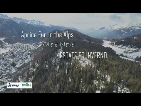 Video - Ampio Bilocale comodo ai campi da Sci
