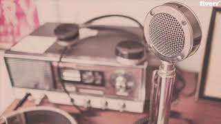 I will record a young female voice over