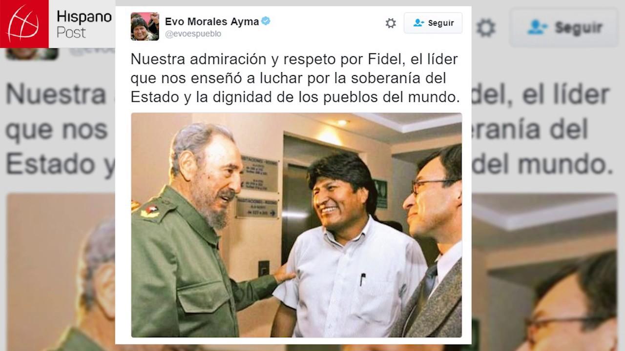 El mundo reacciona ante la muerte de Fidel