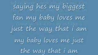 Martina McBride-My baby loves me lyrics