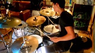 The 1975 - Talk Drum Cover / Improv