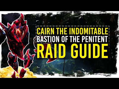 Guild Wars 2 - Quick Raid Guide - Cairn the Indomitable - Boss 1 - Wing 4