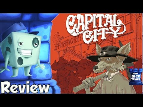 Capital City Review - with Tom Vasel