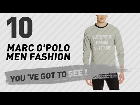 Marc O'Polo Men Fashion Best Sellers // UK New & Popular 2017