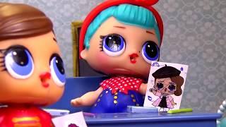 Куклы ЛОЛ Сборник №1 Мультфильмы с куклами Мультики для детей