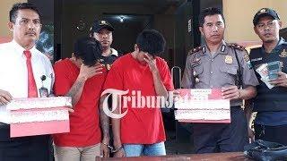 2 Pria Asal Surabaya Ditangkap Polisi karena Edarkan Pil Koplo, Pembelinya berusia 16-19 Tahun