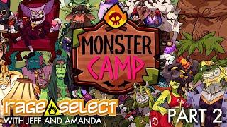 Monster Prom 2: Monster Camp (The Dojo) Let's Play - Part 2