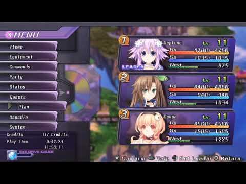 Видео № 0 из игры Hyperdimension Neptunia Re;Birth1 (US) (Б/У) [PS Vita]