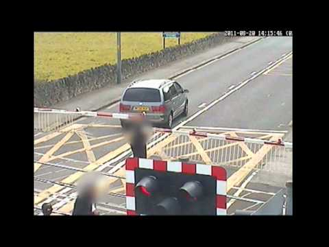 Level Crossing Near Misses