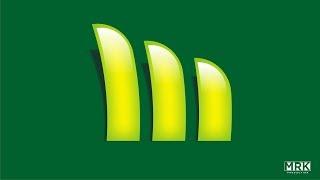 How to Design Letter Logo M