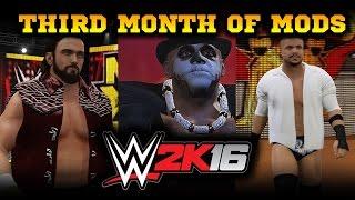 WWE 2K16 PC Monthly Mod Recap!