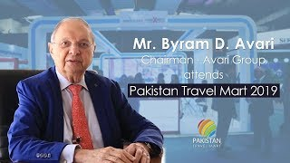 Mr. Byram D. Avari, Chairman - Avari Group