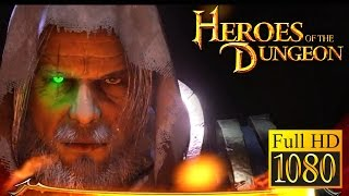 Heroes Of The Dungeon Game Review 1080P Official Interserv International Inc. Action 2016