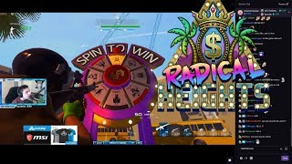 Shrouds First WIN In Radical Heights (Battle Royale)